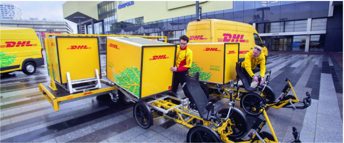 Recent Trends in Last Mile Delivery: Impacts of Fast
