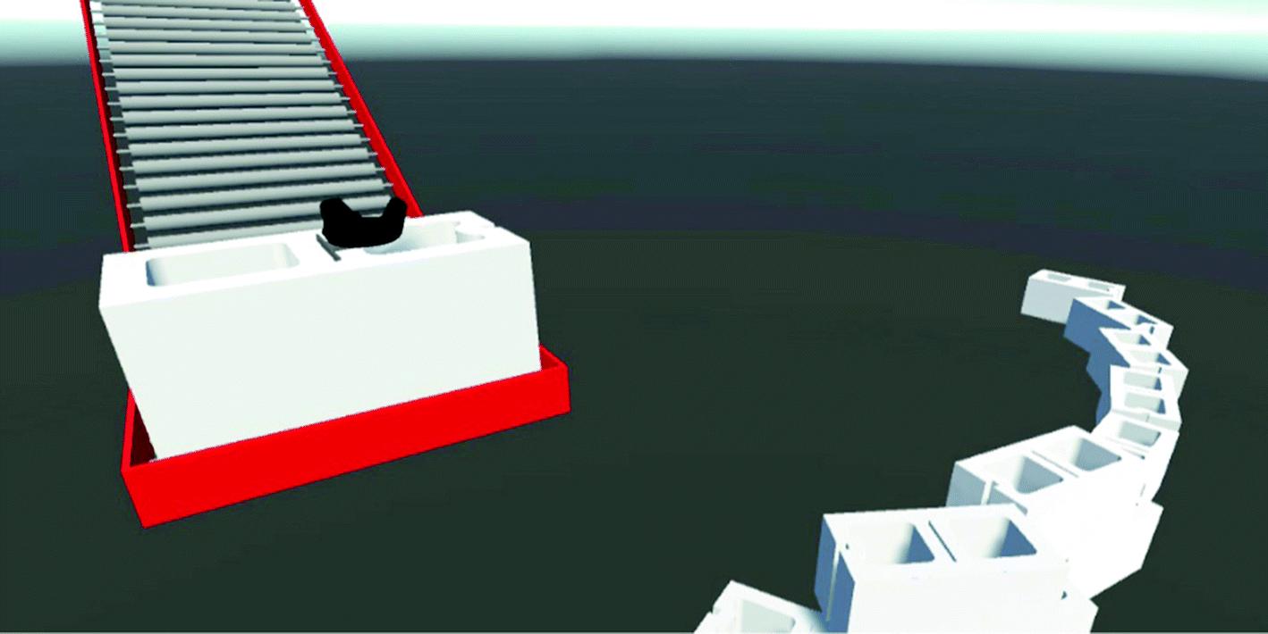 Robo-Stim: Modes of Human Robot Collaboration for Design