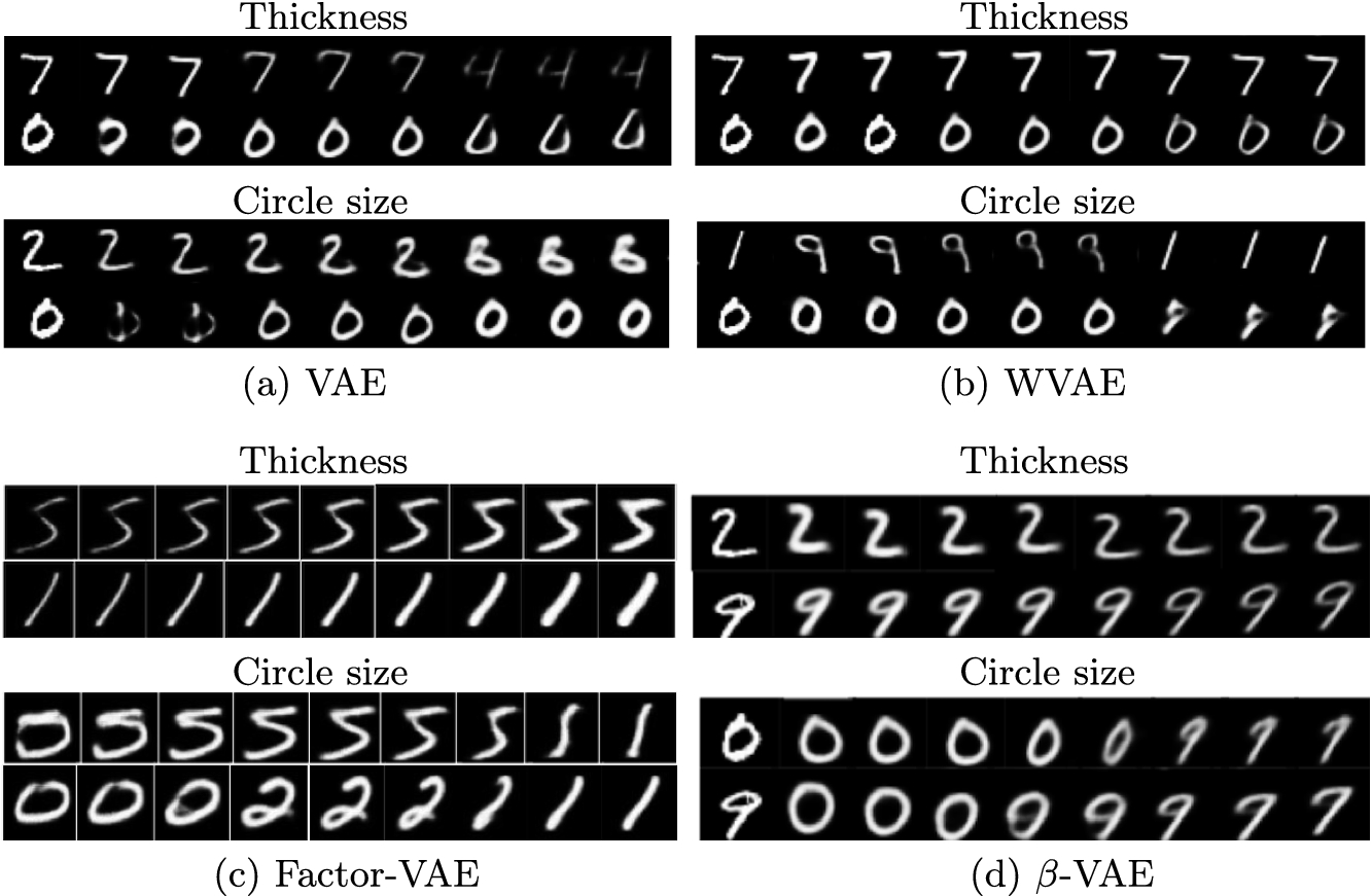 Disentangling Latent Factors of Variational Auto-encoder