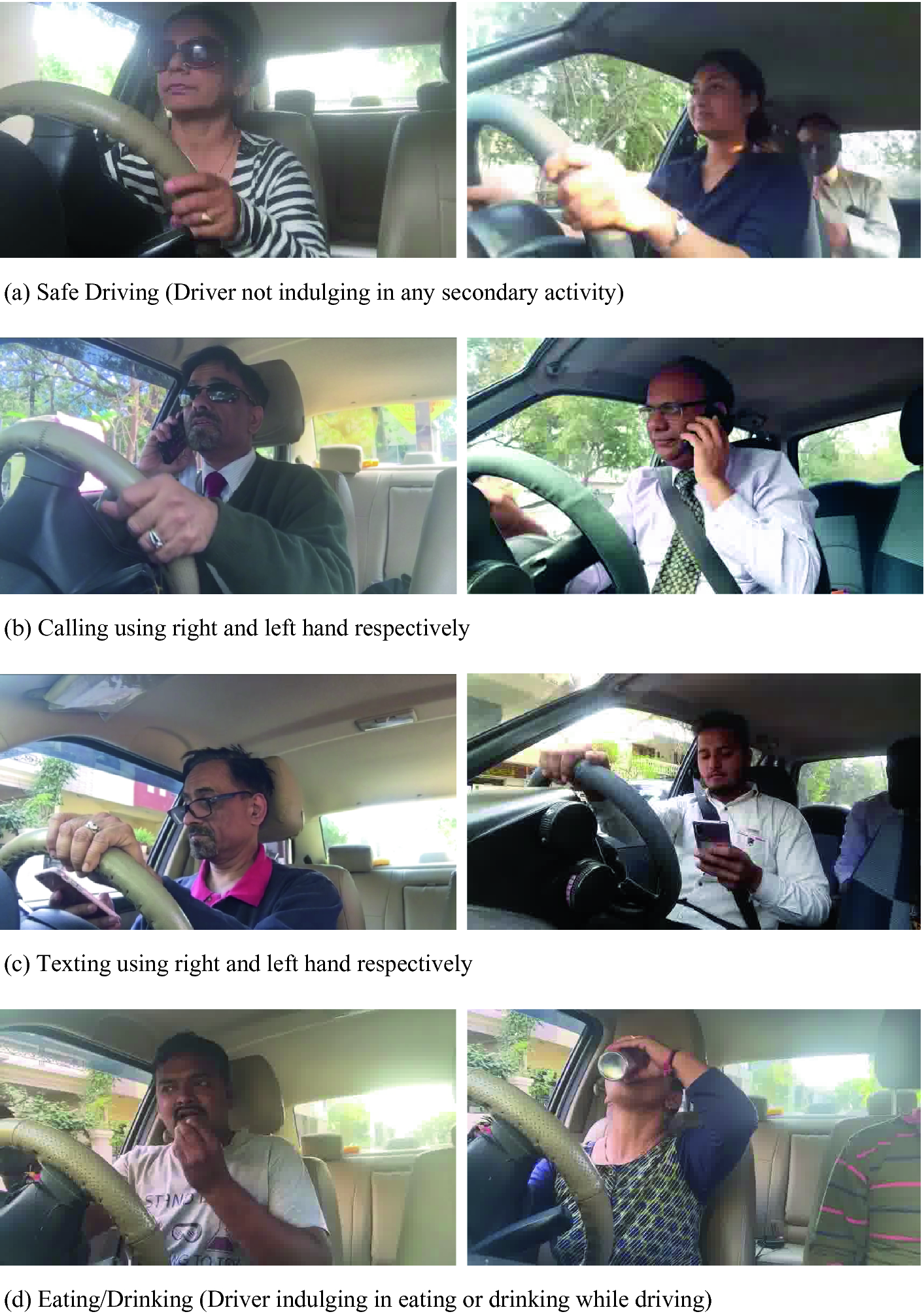 Real-Time Driver Distraction Detection System Using Convolutional ...