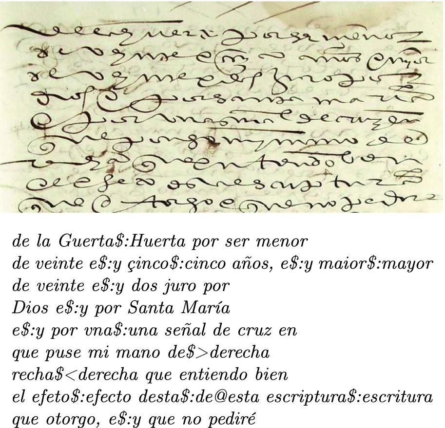 Modern vs Diplomatic Transcripts for Historical Handwritten