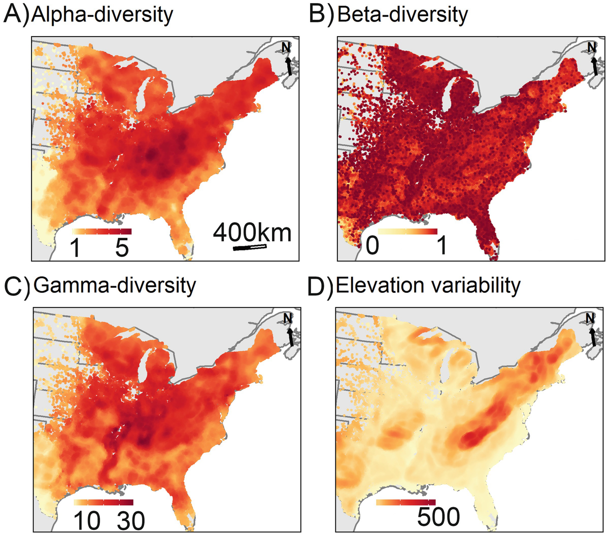 Remote Sensing of Geodiversity as a Link to Biodiversity ...