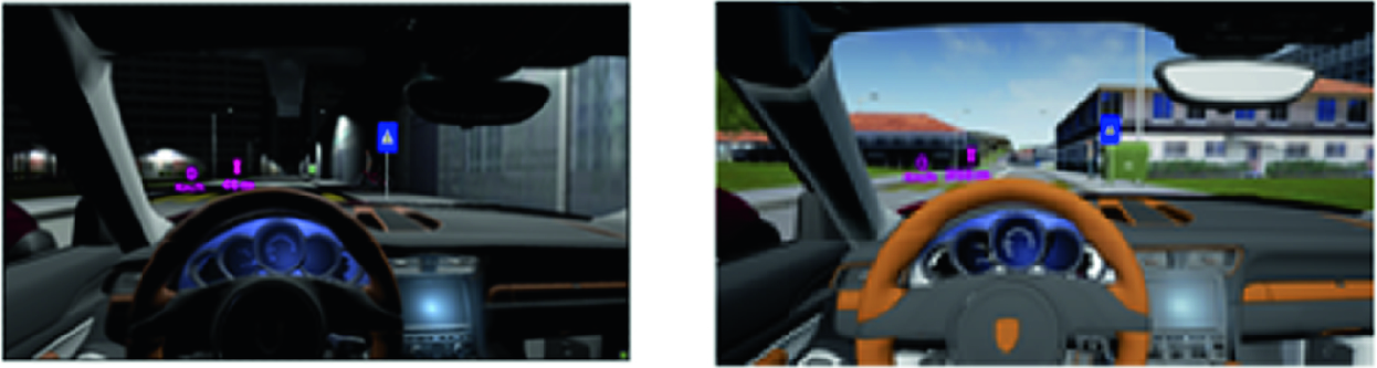 Validation of Driving Simulation in a Virtual Reality Setting: The ...