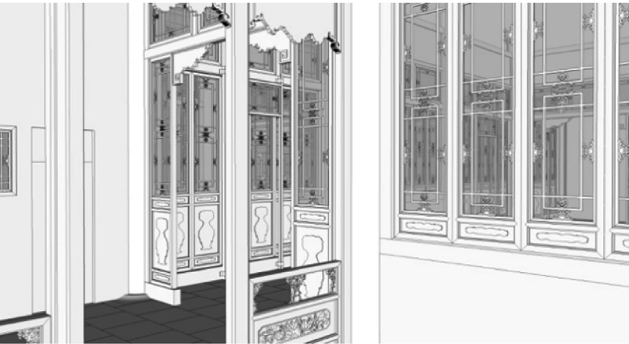 Study On Restoration Oriented Digital Visualization For Architectural Trim Work Of Guanlan Hall In Yuanming Yuan Springerlink
