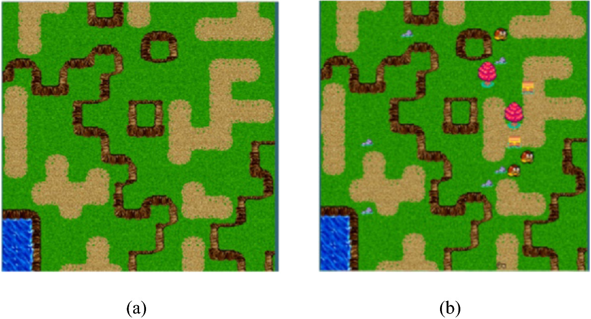 Automatic Generation of Game Levels Based on Controllable Wave ...