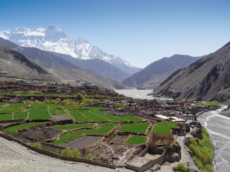 Earth Observation Applications in the Hindu Kush Himalaya Region ...