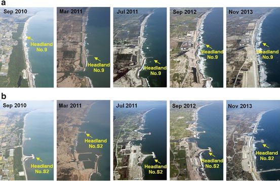Serious Erosion of the Southern Sendai Coast Due to the 2011