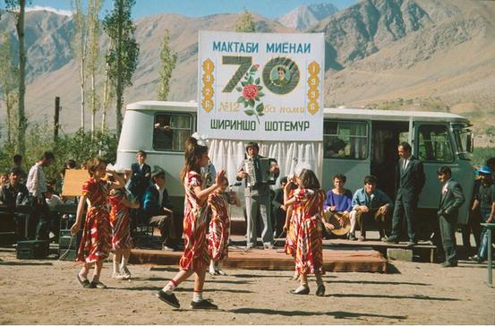 History of the Development of the Pamir Region of Tajikistan