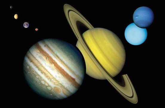 The Sun's Backyard: Our Solar System   SpringerLink