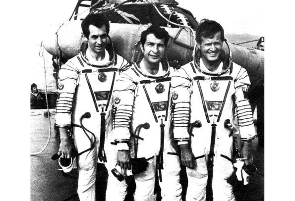 Beyond Interkosmos Soyuz T 6