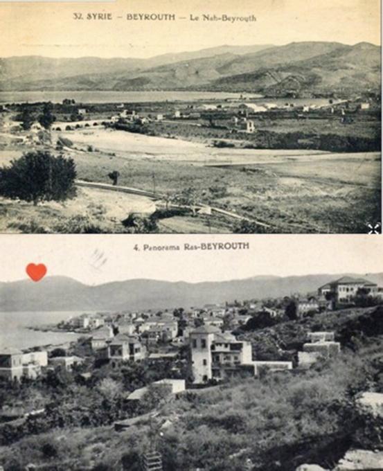 Gentrification Versus Territorialisation: The Peri-Urban Agriculture Area in Beirut