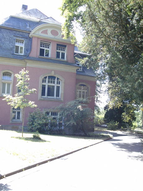 The Hensel Villa In Marburg, Where The Fraenkel Family Resided With The  Hensels