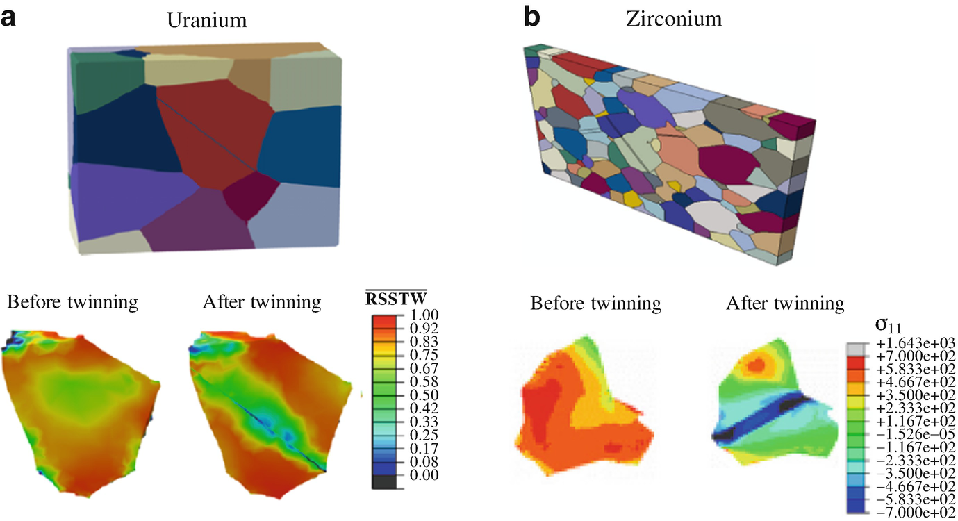 The Stochastic Nature of Deformation Twinning: Application to HCP ...