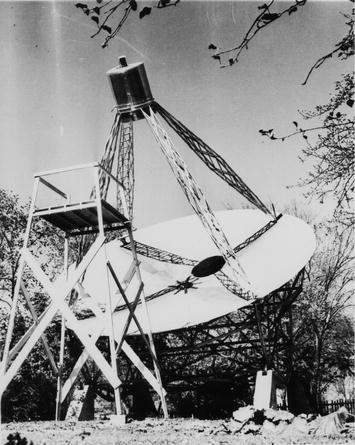 Radio Astronomy in the Netherlands: An Astronomers' Matter