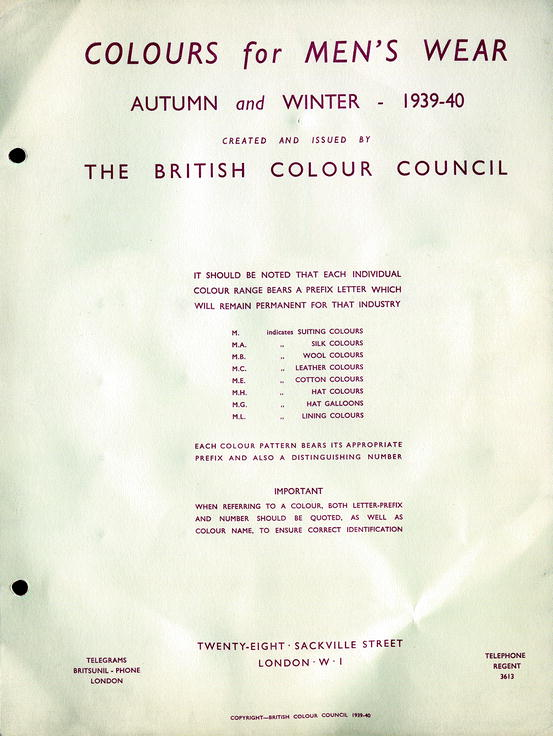 The color schemers american color practice in britain 1920s1960s open image in new window fandeluxe Images