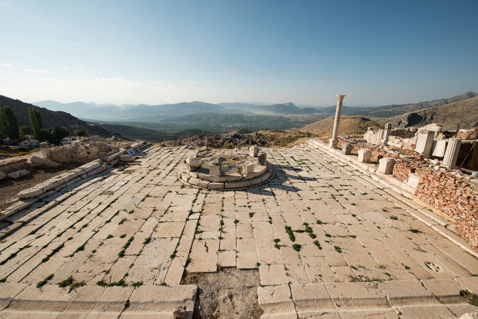 Sagalassos, Archaeology of   SpringerLink