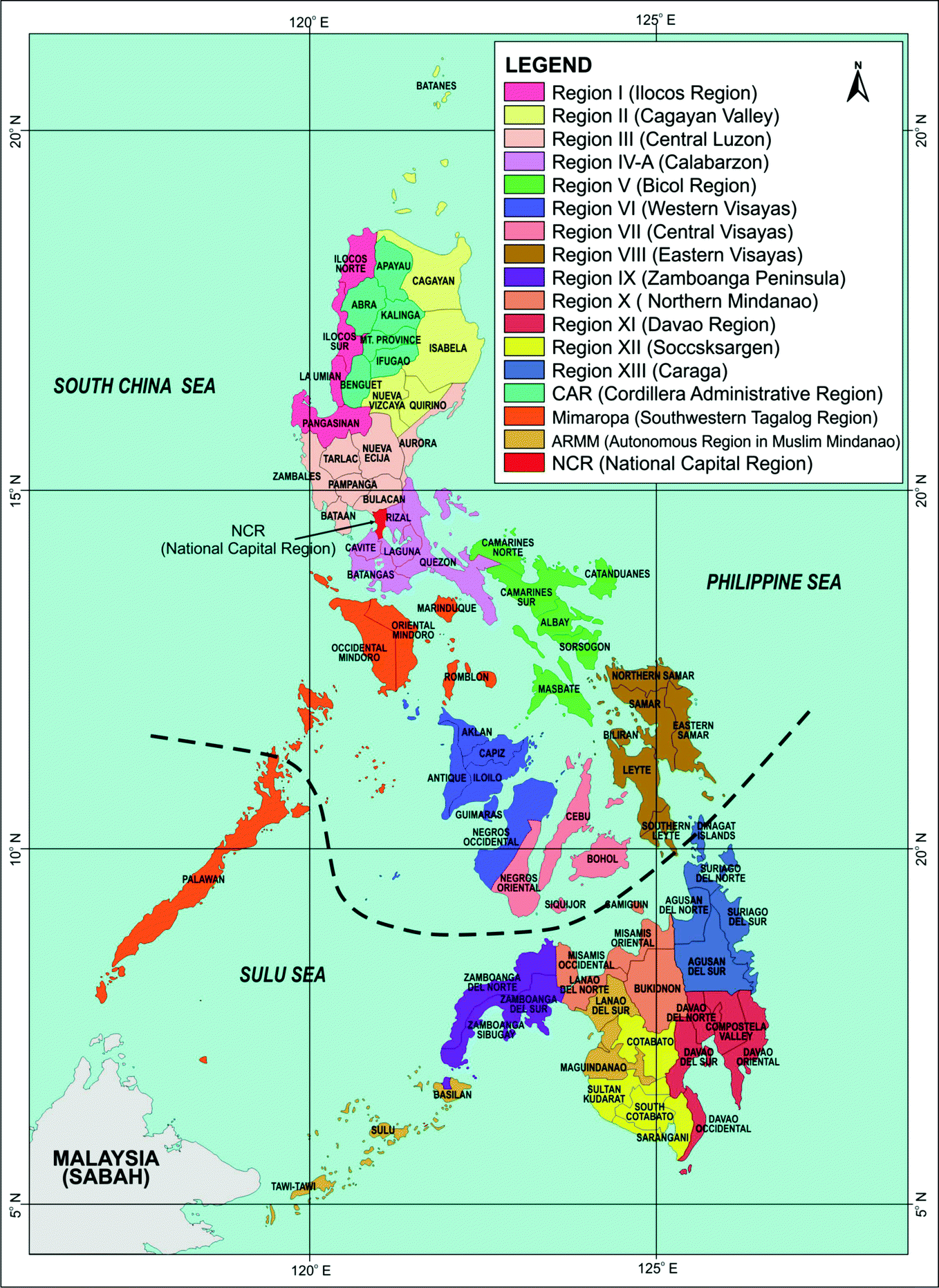 The Study Area: Mindanao and the Bangsamoro Conflict