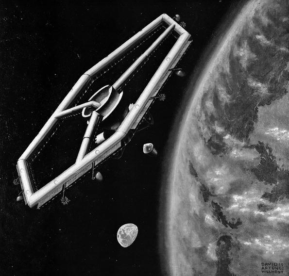 Space stations and orbital colonies | SpringerLink