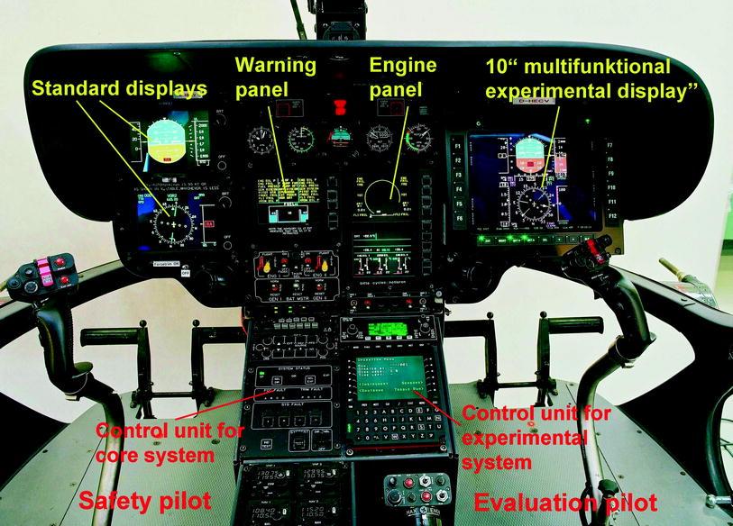 Helicopter In-Flight Simulator EC 135 FHS   SpringerLink