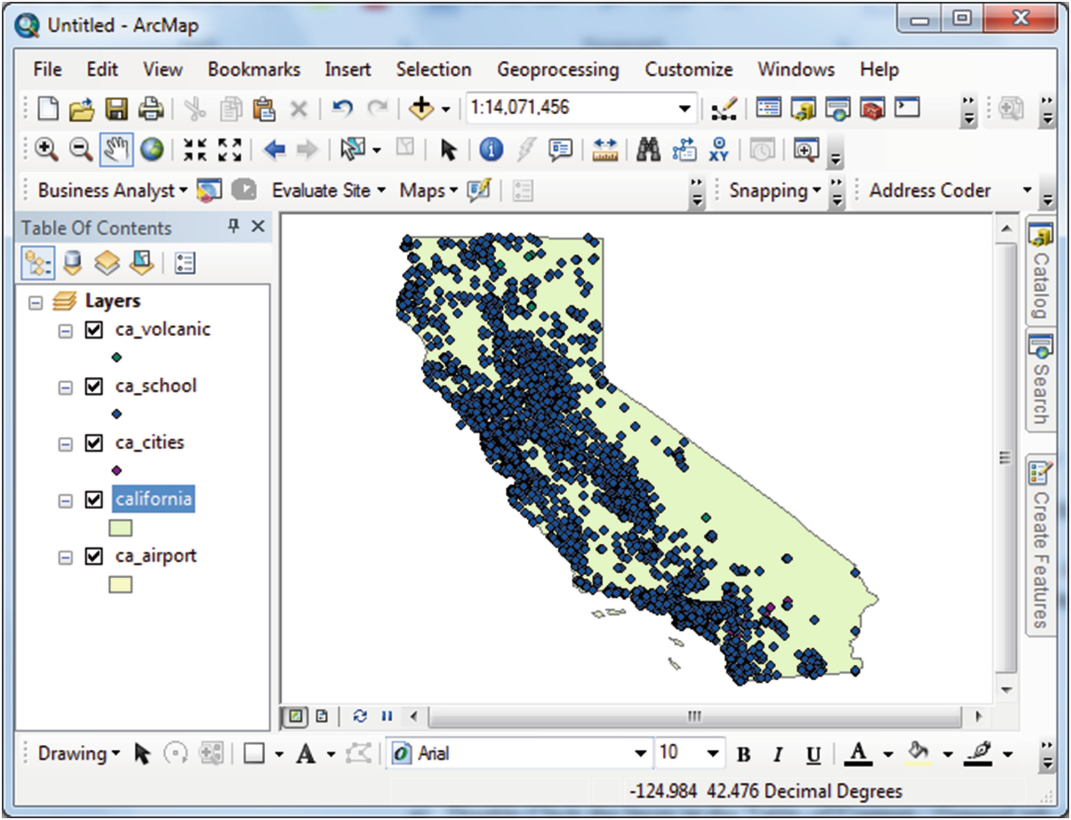 Working with ArcGIS: Classification | SpringerLink