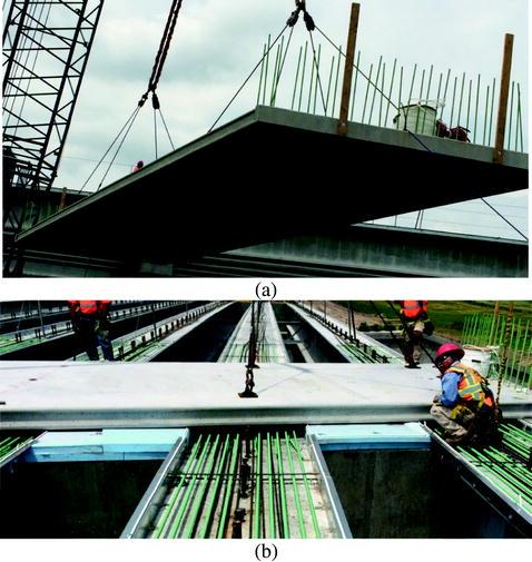 A New Precast Concrete Deck System for Accelerated Bridge