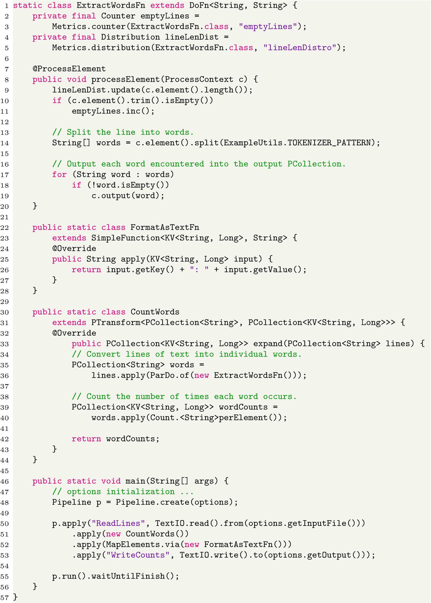 Languages for Big Data analysis   SpringerLink