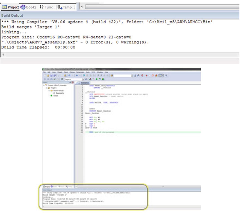 ARM Assembly Language Programming Using Keil Development Tools