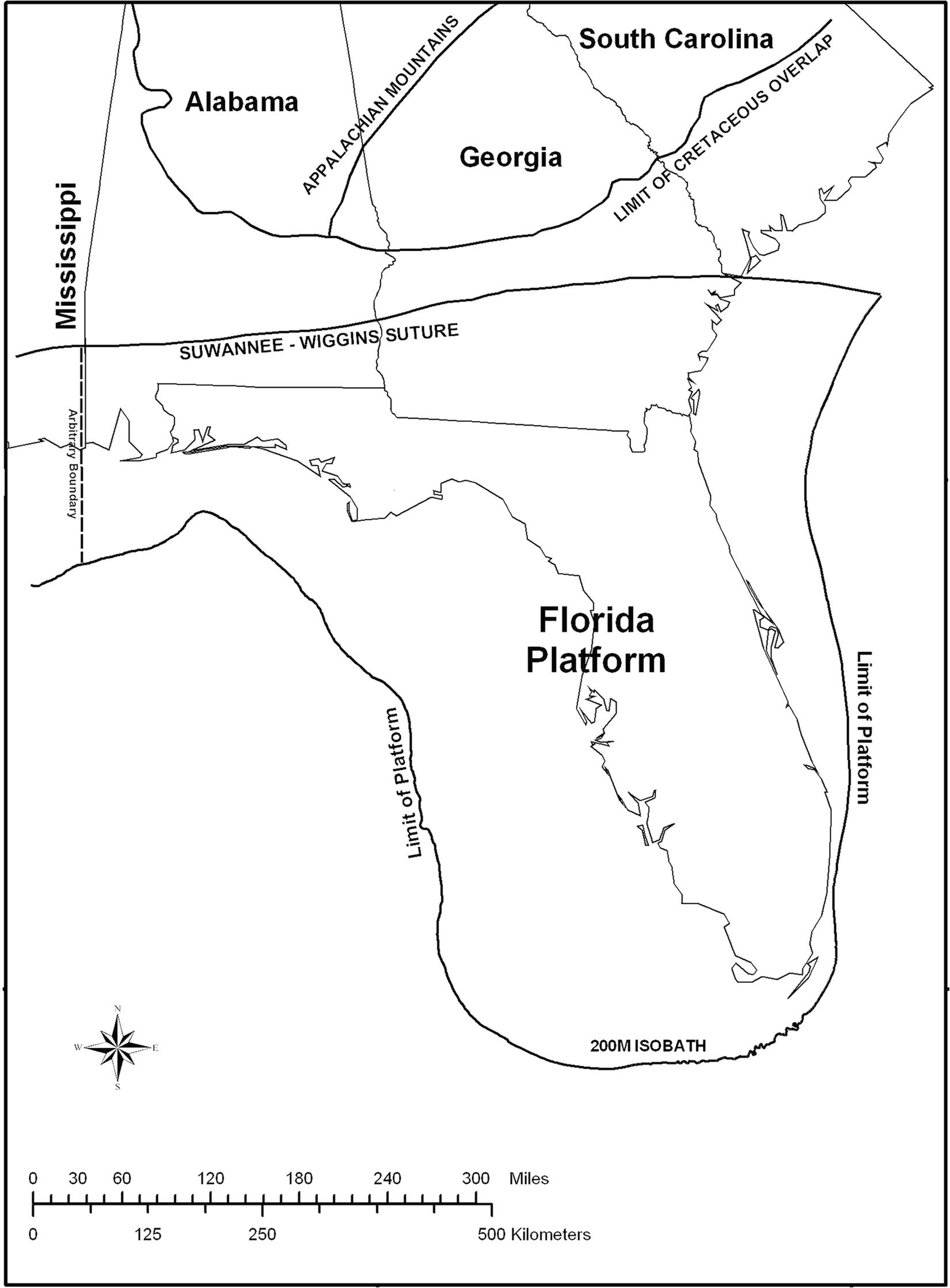 Geologic Framework of Florida   SpringerLink