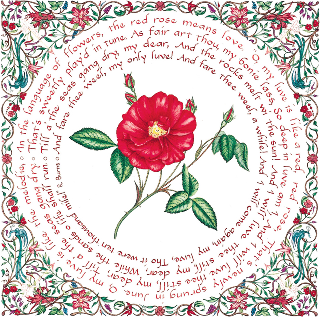 Spread of Flower Symbolism: From the Victorian Language of Flowers