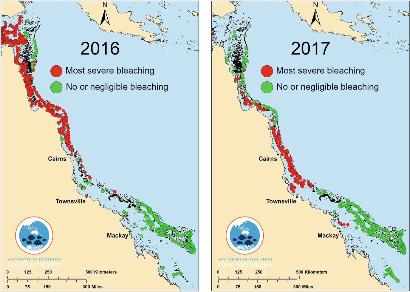 Coral Bleaching in Space and Time | SpringerLink