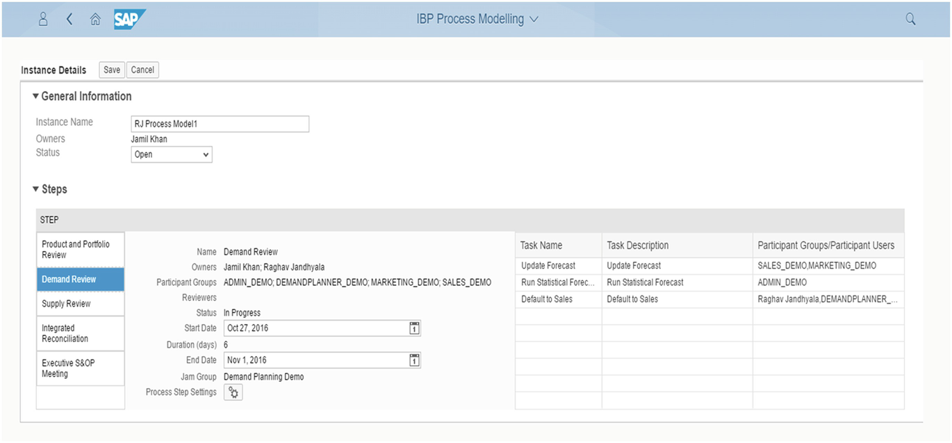 How to Enable Change with SAP IBP Technology   SpringerLink