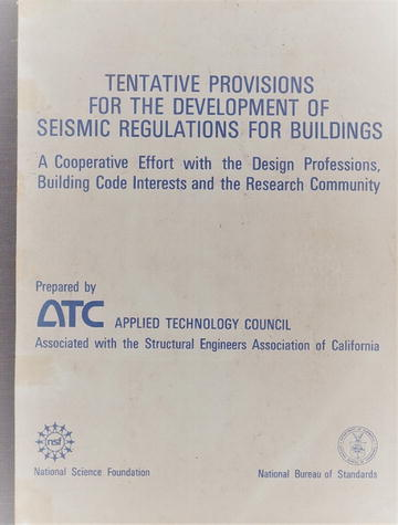 Analysis in Seismic Provisions for Buildings: Past, Present and