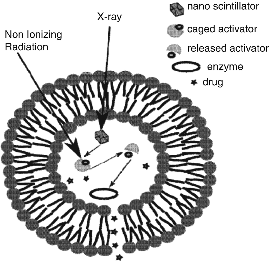 Medical Applications Of X Ray Nanochemistry