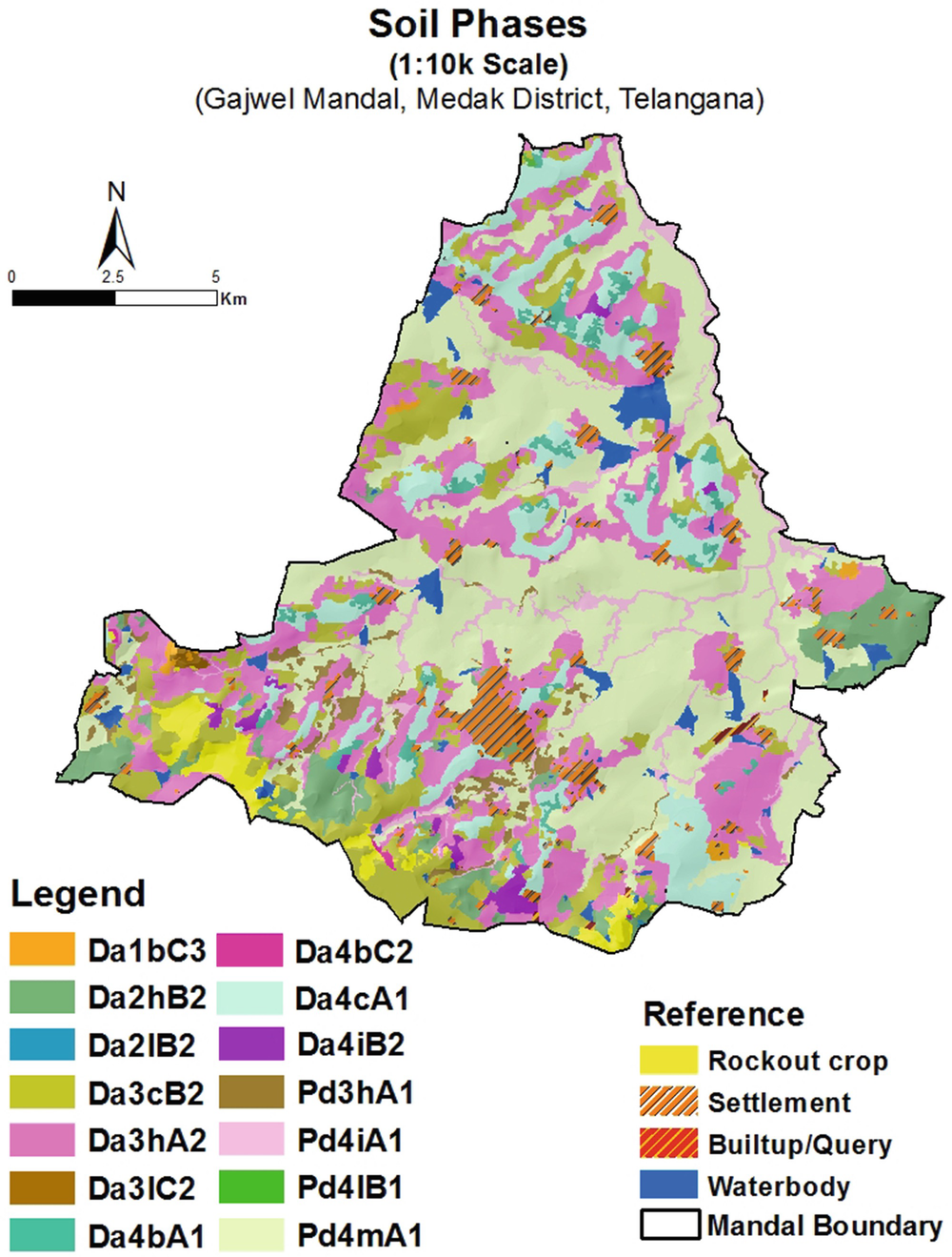 Land Resource Inventory for Agricultural Land Use Planning
