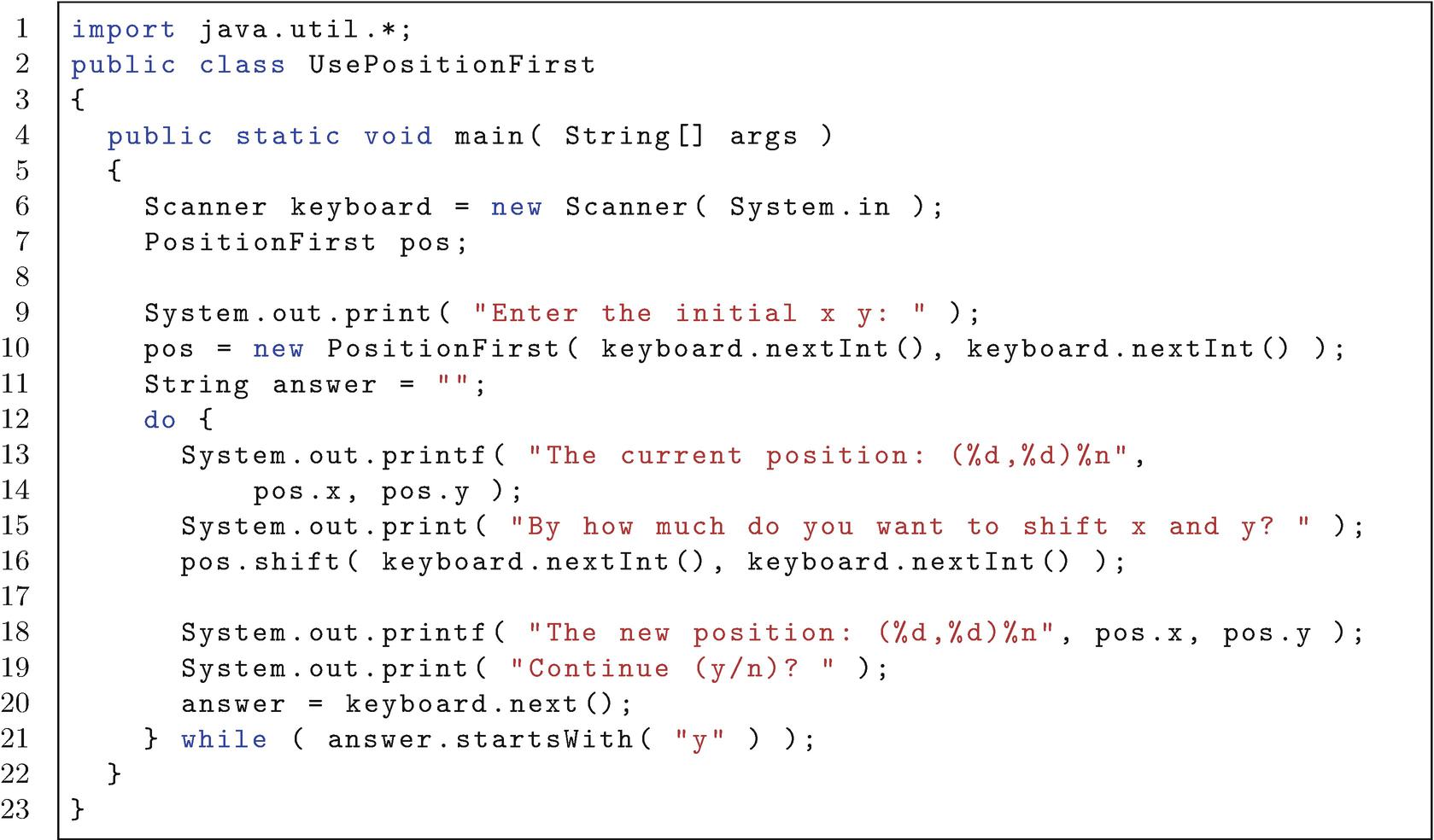 Designing Object Classes | SpringerLink
