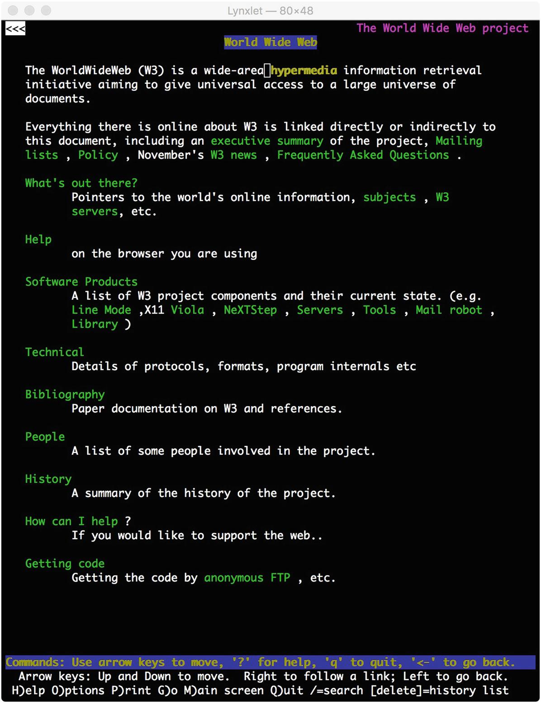 The Browser Lament | SpringerLink