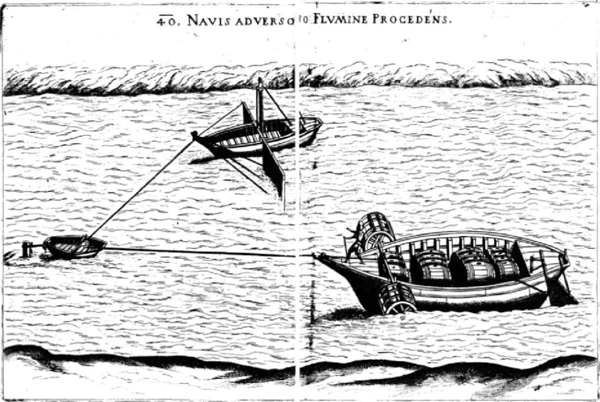 Wood Economy Boat Oar Wood 6.5
