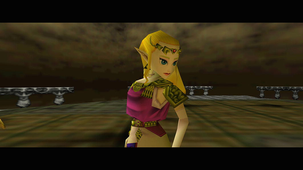 What If Zelda Wasn't a Girl? Problematizing Ocarina of