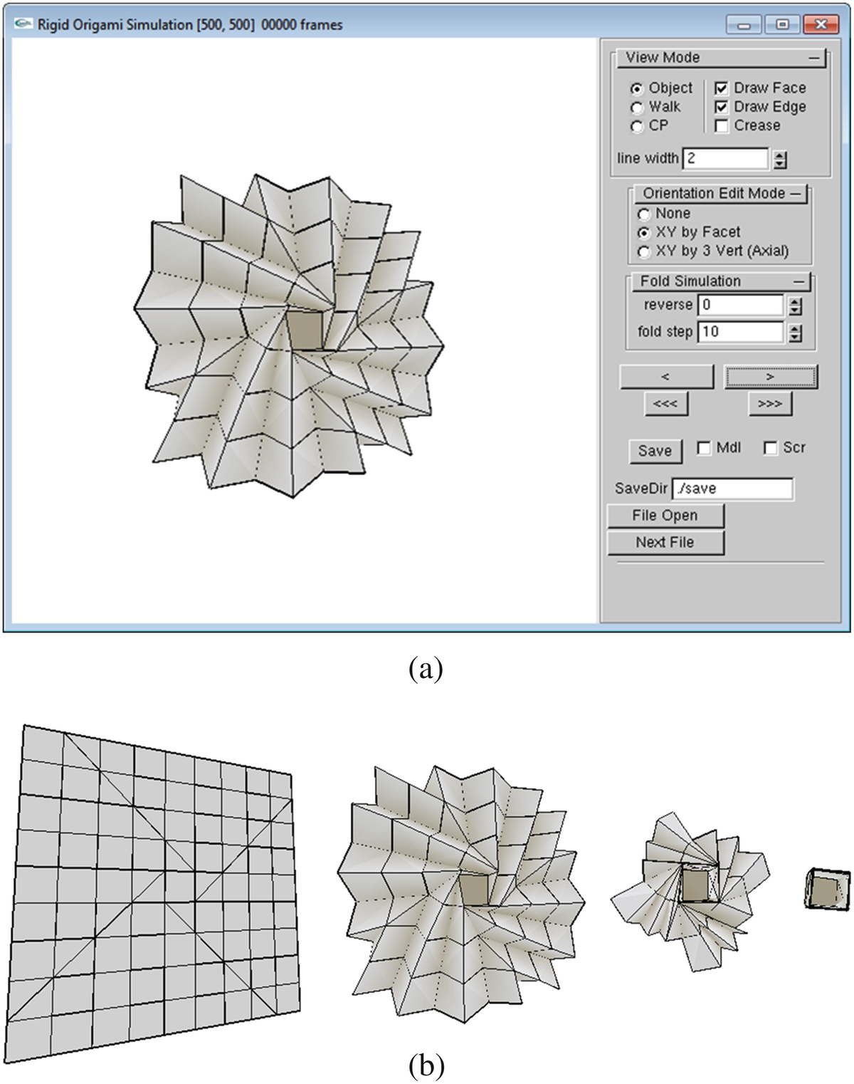 Origami Software Developed by MASC   1522x1200