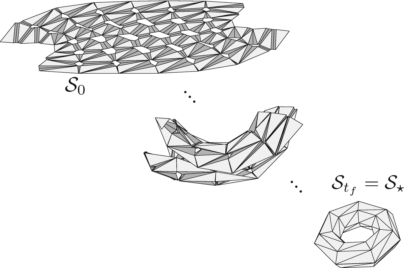 Tuck Folding Method For The Design Of Origami Structures With More Information About Dog Diagram On Site Http Static Open Image In New Window