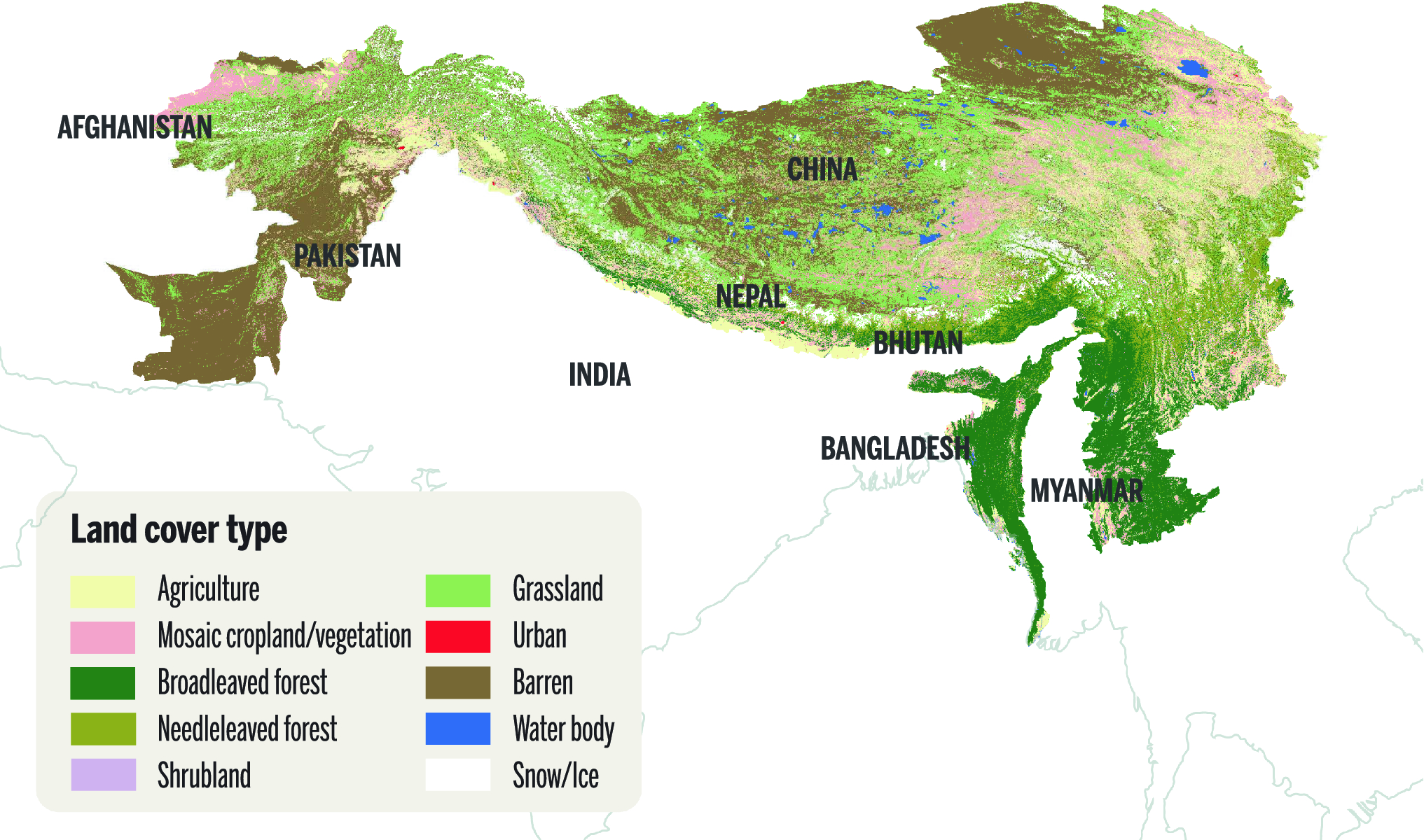 Drivers of Change to Mountain Sustainability in the Hindu Kush