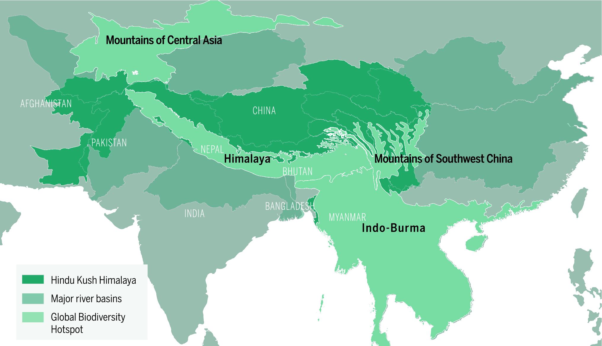 Sustaining Biodiversity and Ecosystem Services in the Hindu Kush