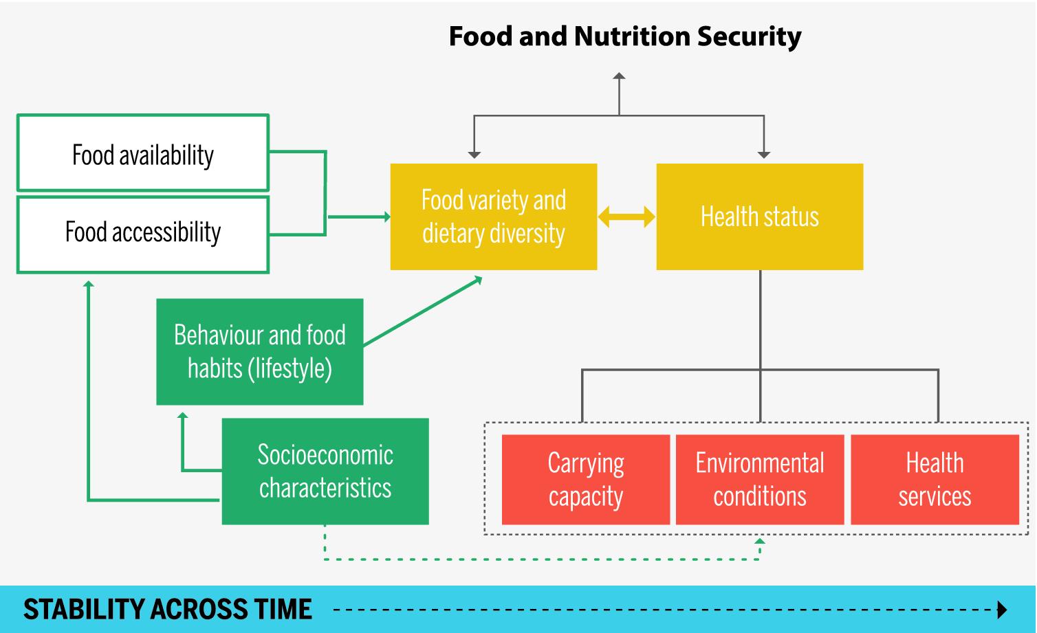 Food and Nutrition Security in the Hindu Kush Himalaya