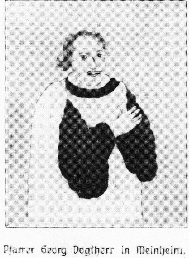 Concerning The Biography Of Simon Marius 1573 1624