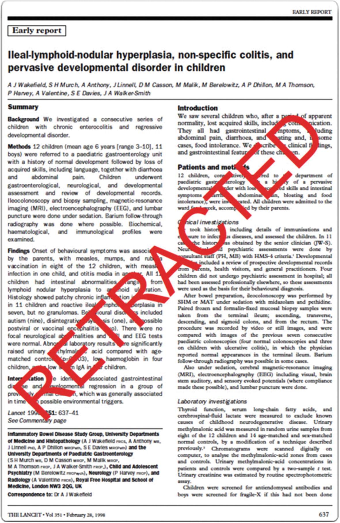 Research Errors | SpringerLink