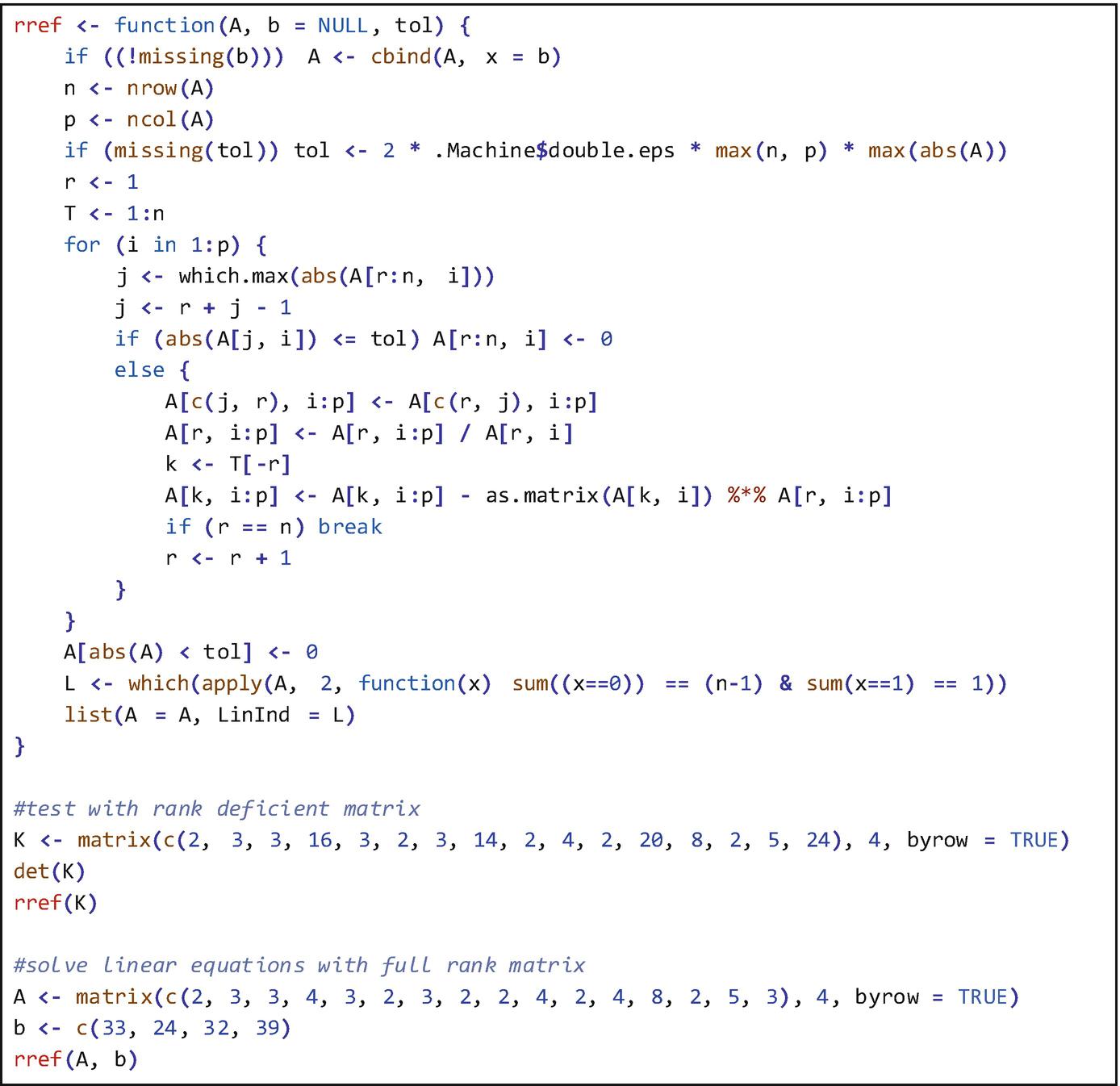Linear Equations   SpringerLink