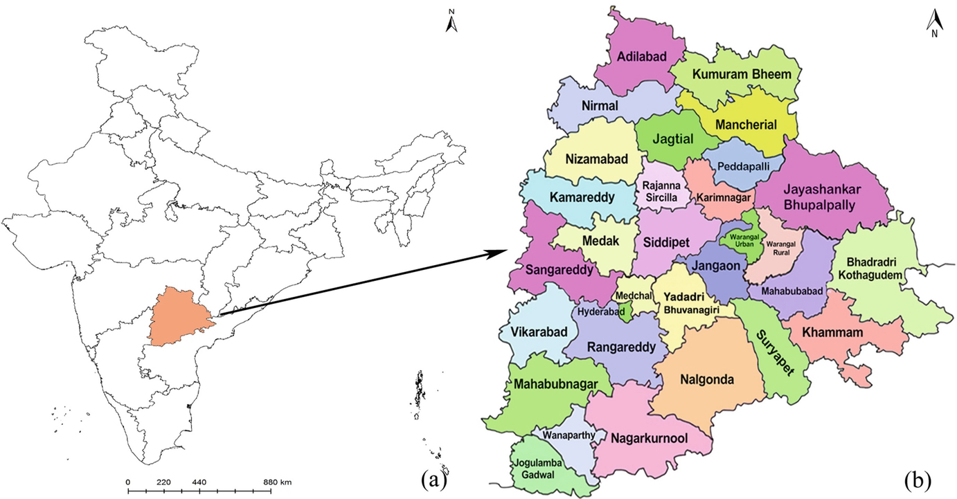 Ethnobotanical Explorations in Telangana, the Youngest State