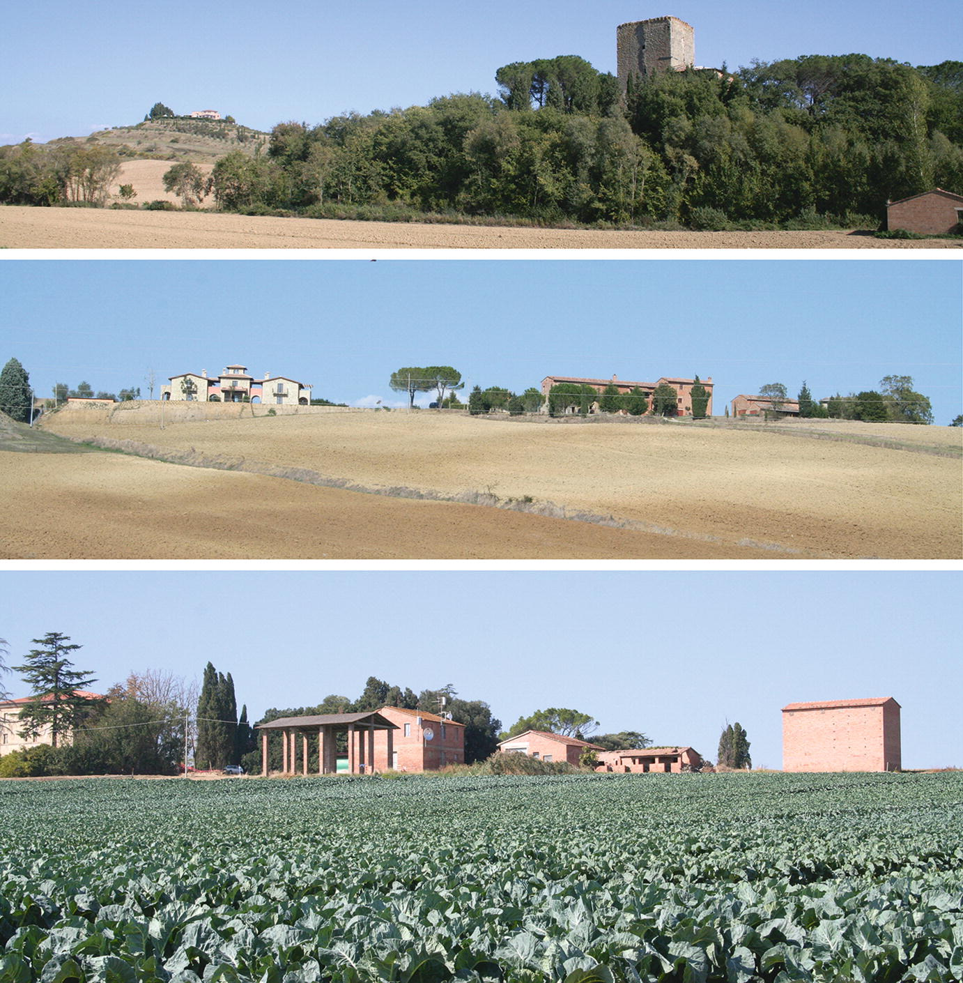 Le Residenze Di Archimede Foto landscape and countryside: cataloguing of sparse houses in