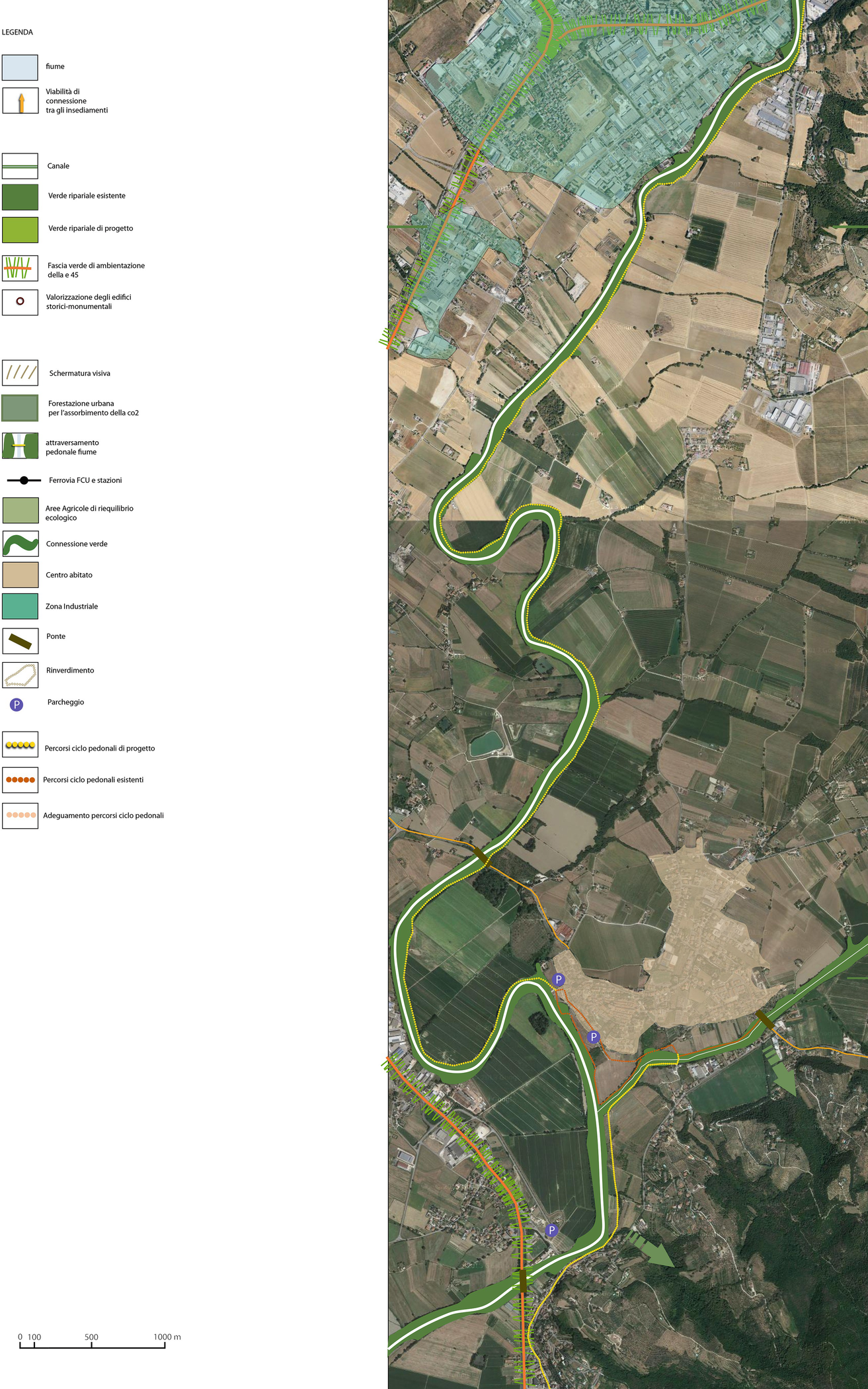 Landscape and Natural Resources: Green Infrastructure and