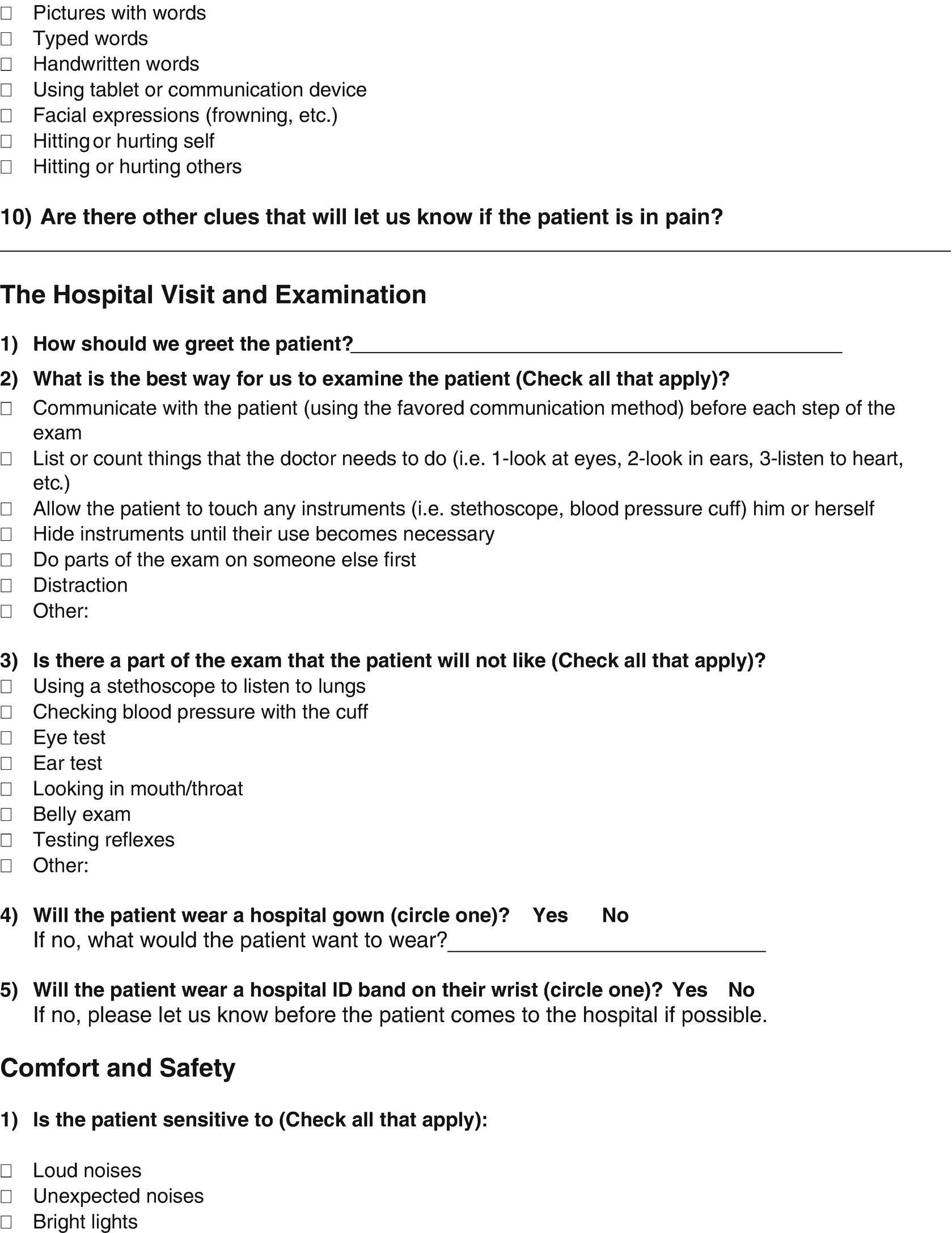 Inpatient Medical Care | SpringerLink